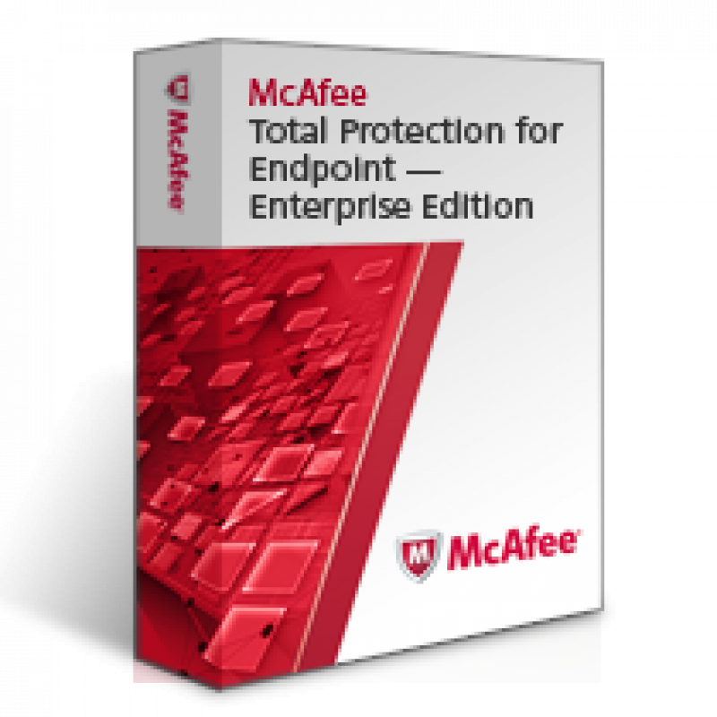 McAfee Total Protection for Endpoint — Enterprise Edition