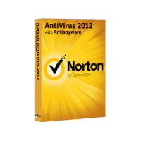 Norton AntiVirus 2012 (Box,3 ПК)