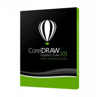 CorelDRAW Graphics Suite X7 - Small Business Edition (3 ПК)