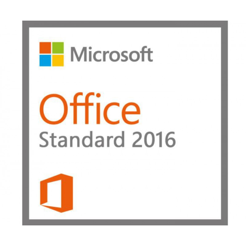 MS Office Standard 2016