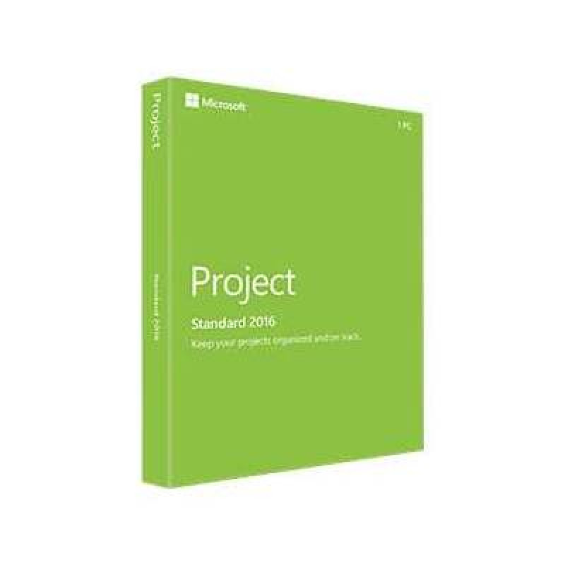 MS Project Standard 2016