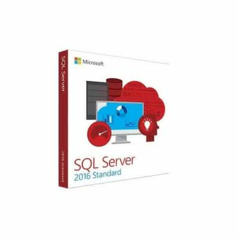 SQL Server 2016 Standard Edition