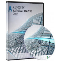 AutoCAD Map 3D 2018 Subscription