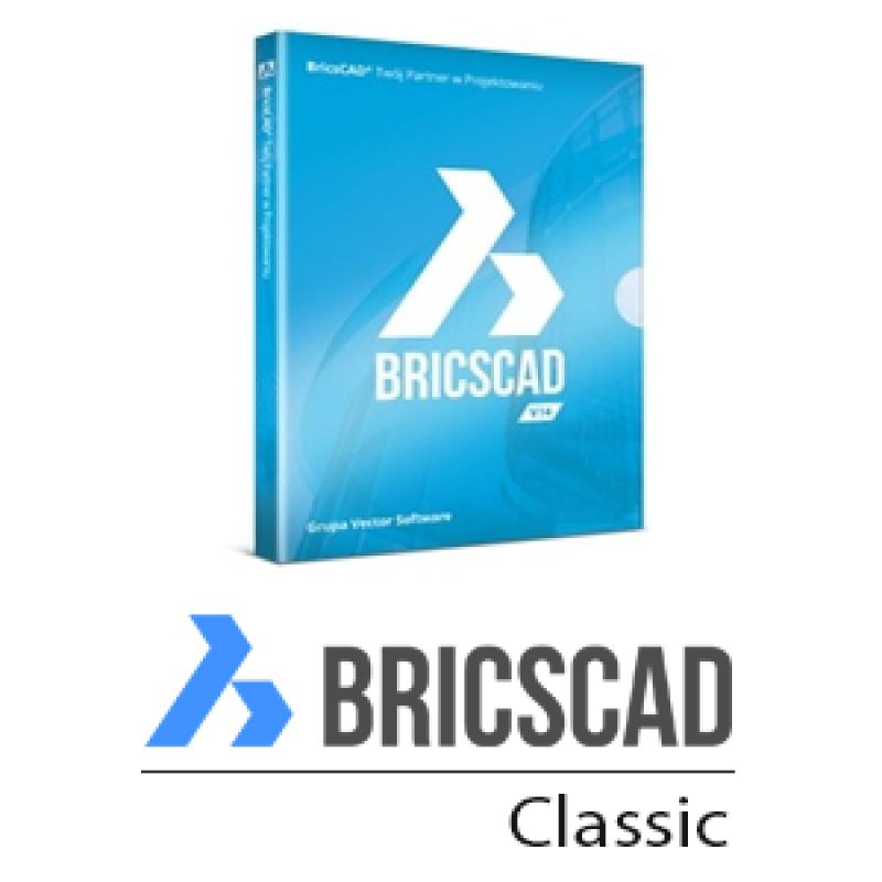 BricsCAD Classic V17