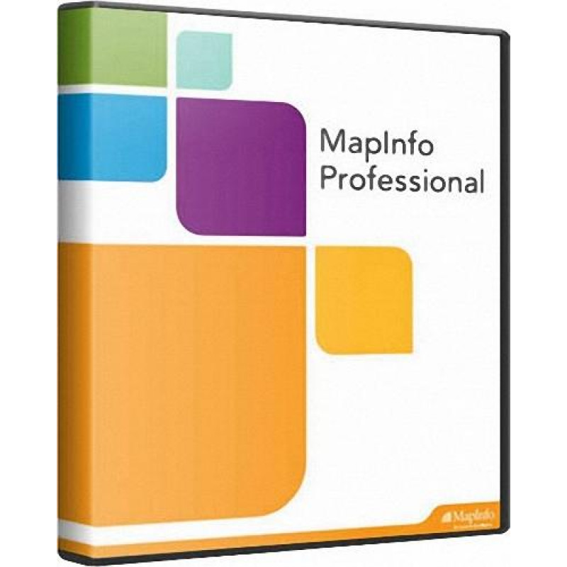 MapInfo Pro 16