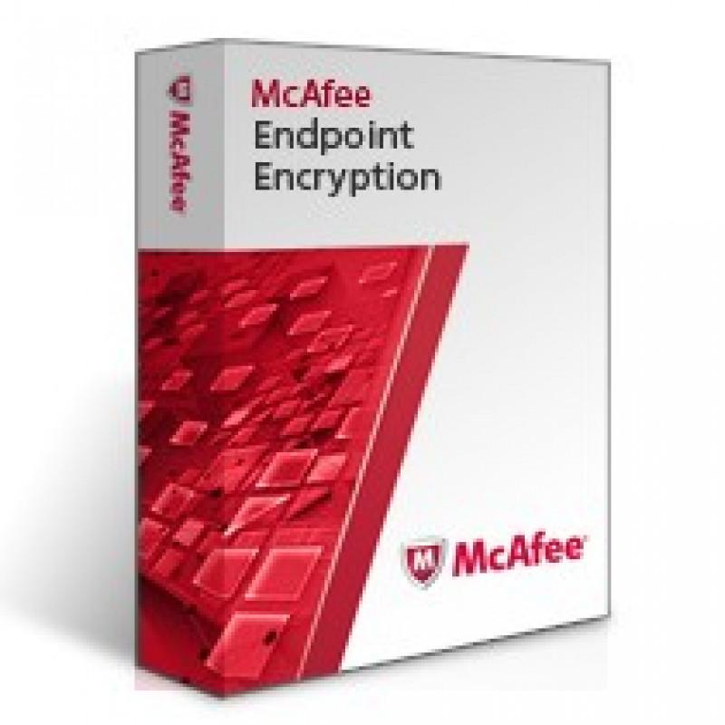 McAfee Full Disk Encryption