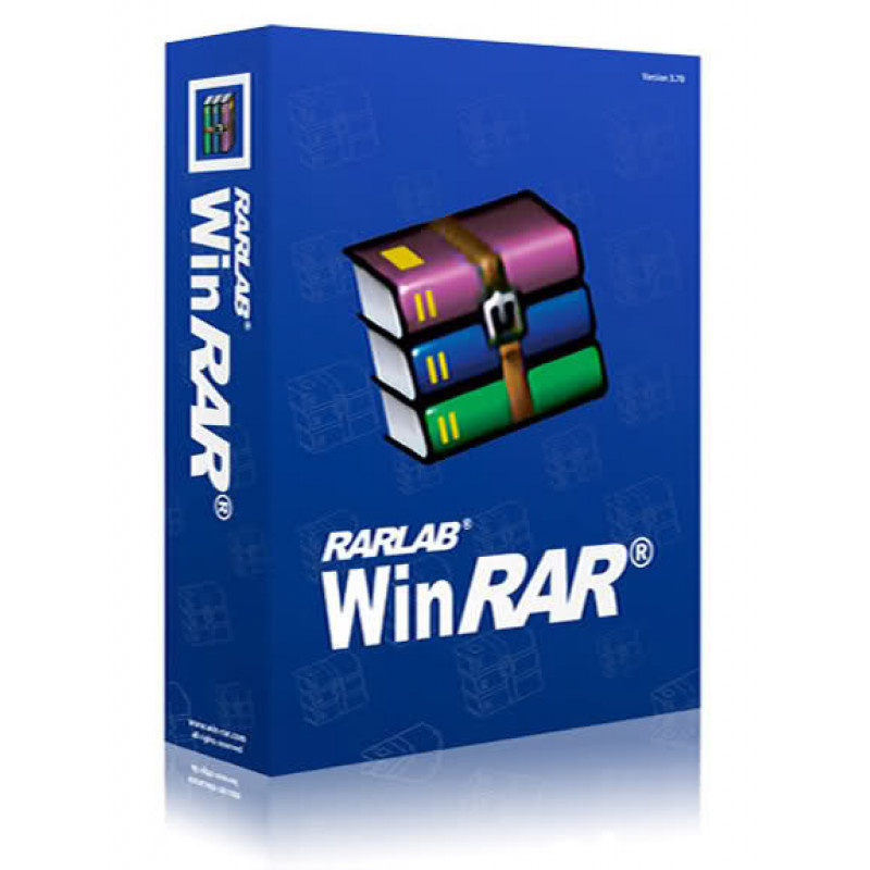 WinRAR архиватор