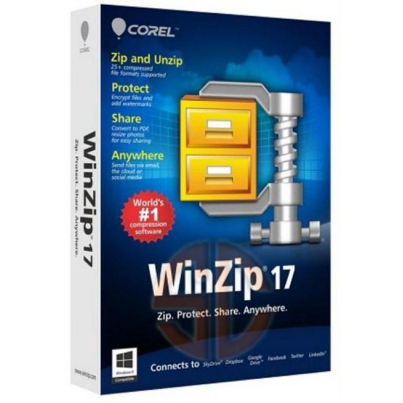 WinZip Standard архиватор