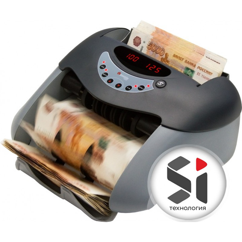 Cassida Tiger I/IR счетчик банкнот с антистоксом