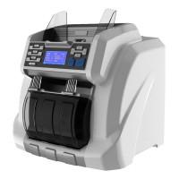 Ribao BCS-160 - сортировщик банкнот двухкарманный