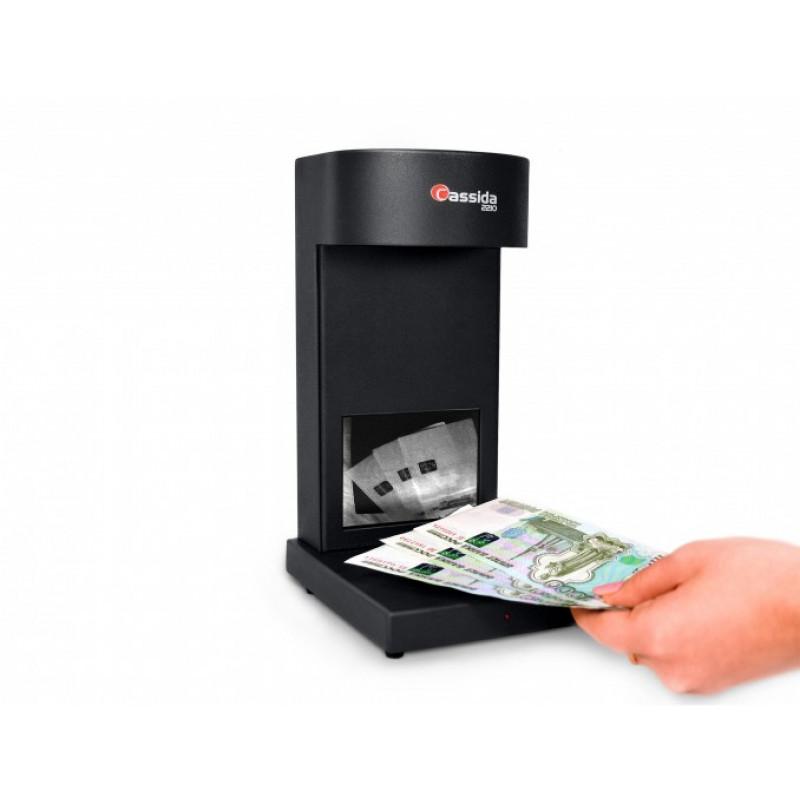Cassida 2210 LCD детектор валют