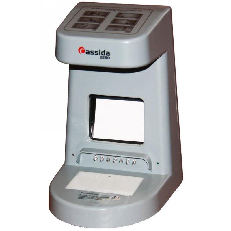 Cassida 2250 детектор банкнот