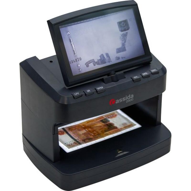 Cassida 2300 детектор банкнот