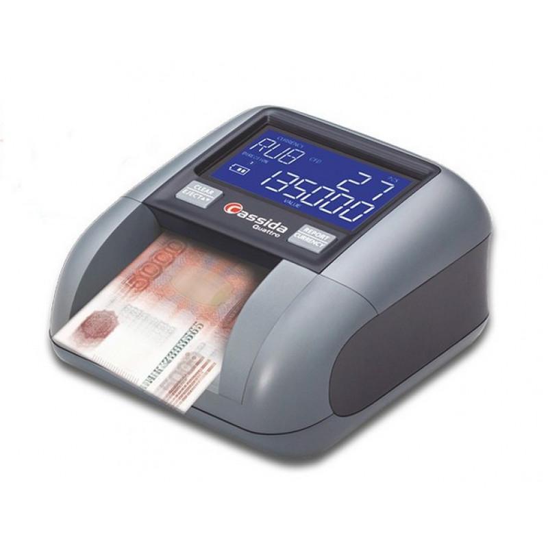 Cassida Quattro S автоматический детектор банкнот