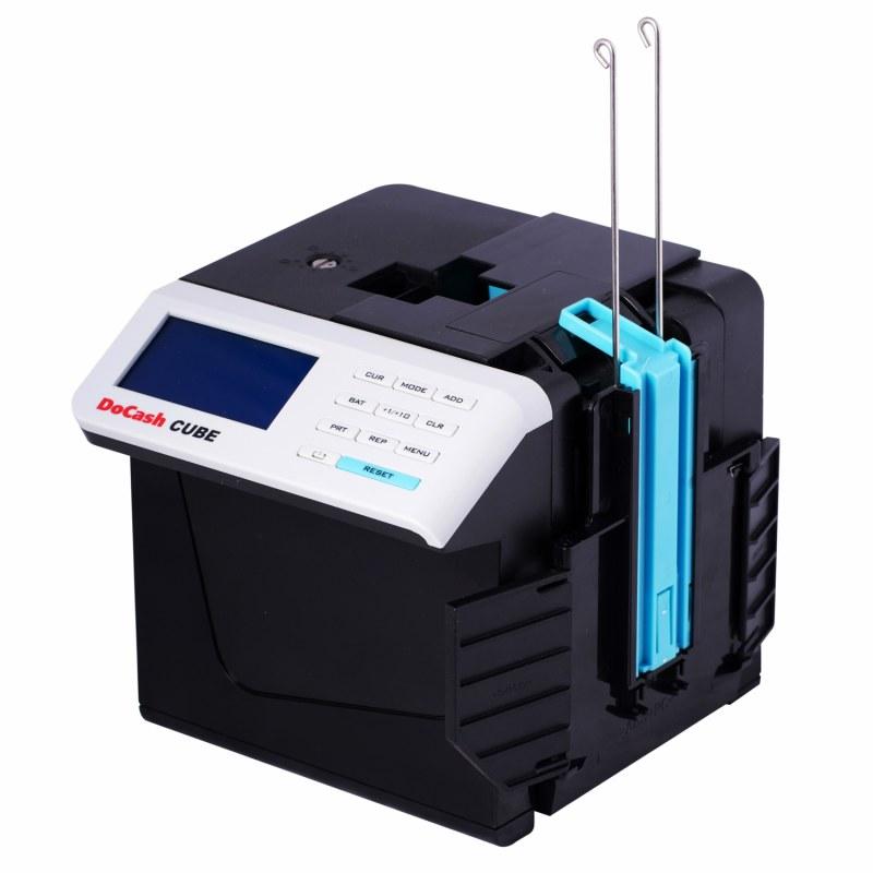 DoCash Cube автоматический счетчик-детектор банкнот