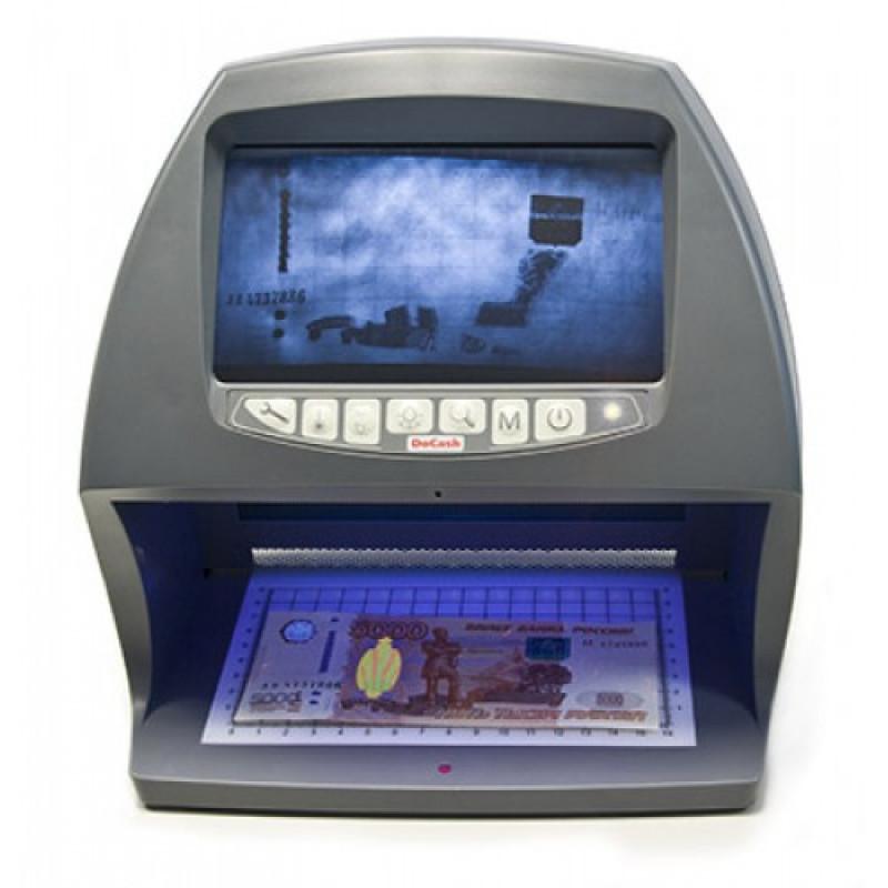 DoCash DVM BIG D комплексный детектор банкнот