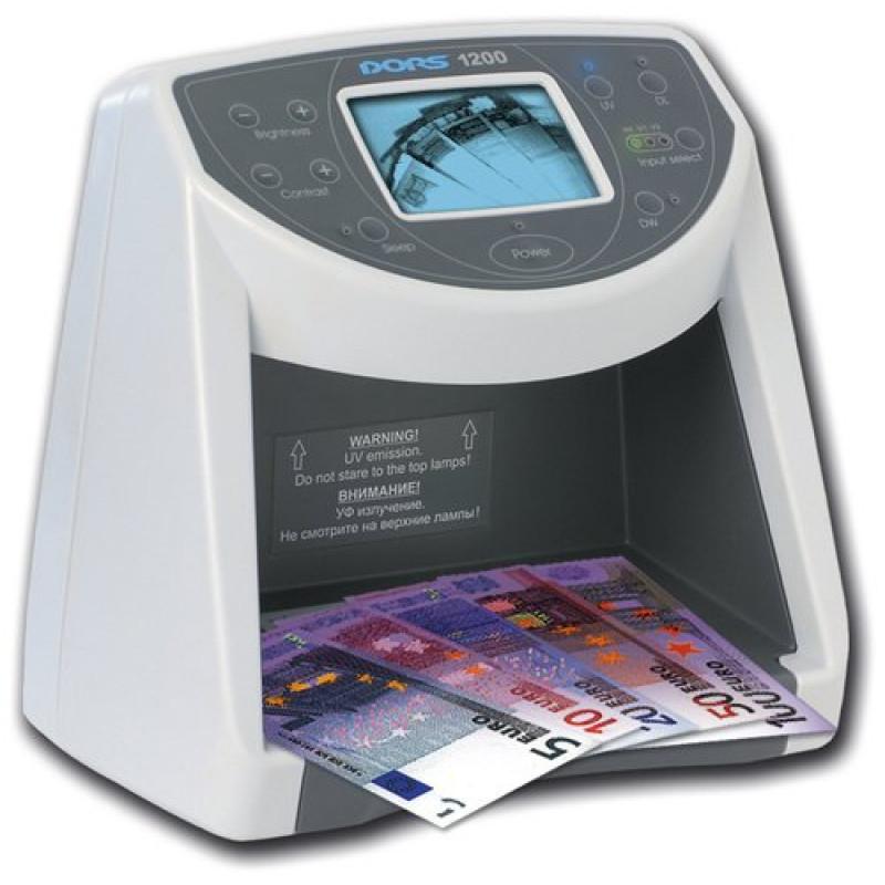 DORS 1200 комплексный детектор банкнот