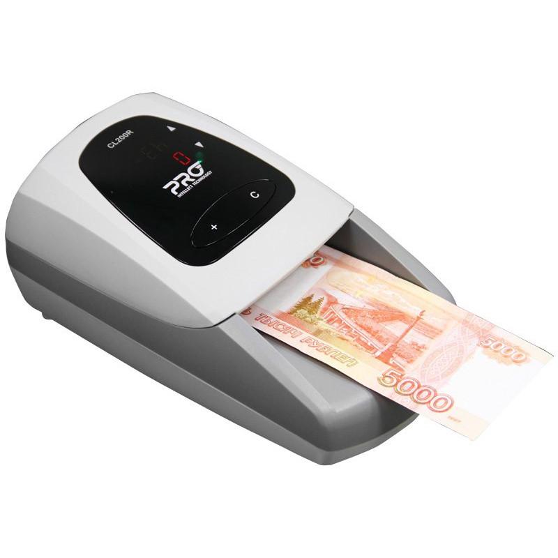 PRO CL 200R автоматический детектор банкнот