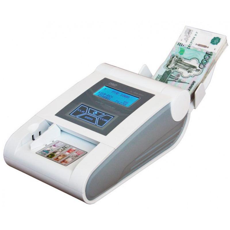 PRO CL 400 A MULTI автоматический детектор банкнот