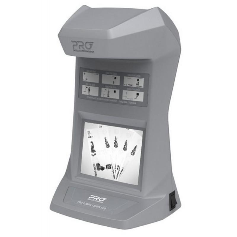 PRO COBRA 1350IR LCD детектор банкнот