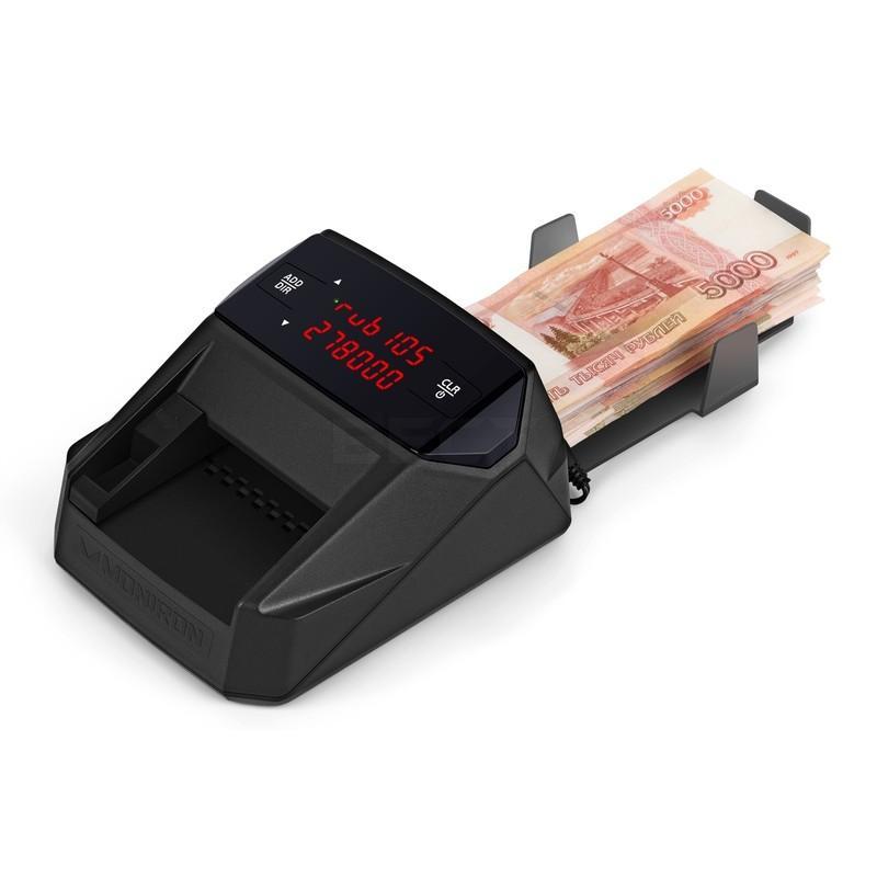 PRO Moniron Dec Ergo автоматический детектор банкнот