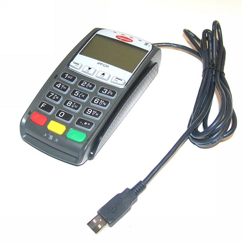 Пин пад Ingenico iPP320 Contactless, комплект «Отличный безналичный»