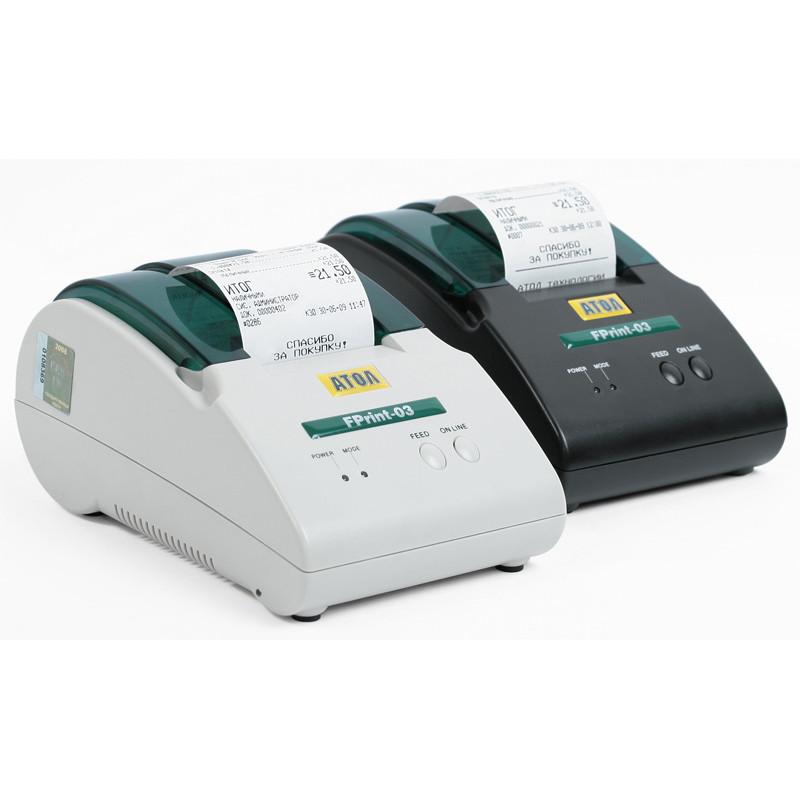 Фискальный регистратор FPrint-03K RS