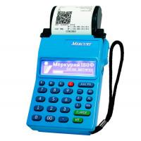 Меркурий-180Ф Кассовый аппарат (ФН, GSM, WiFi, с АКБ)