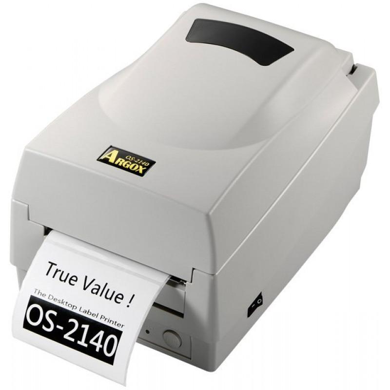 Argox OS-2140D термопринтер этикеток