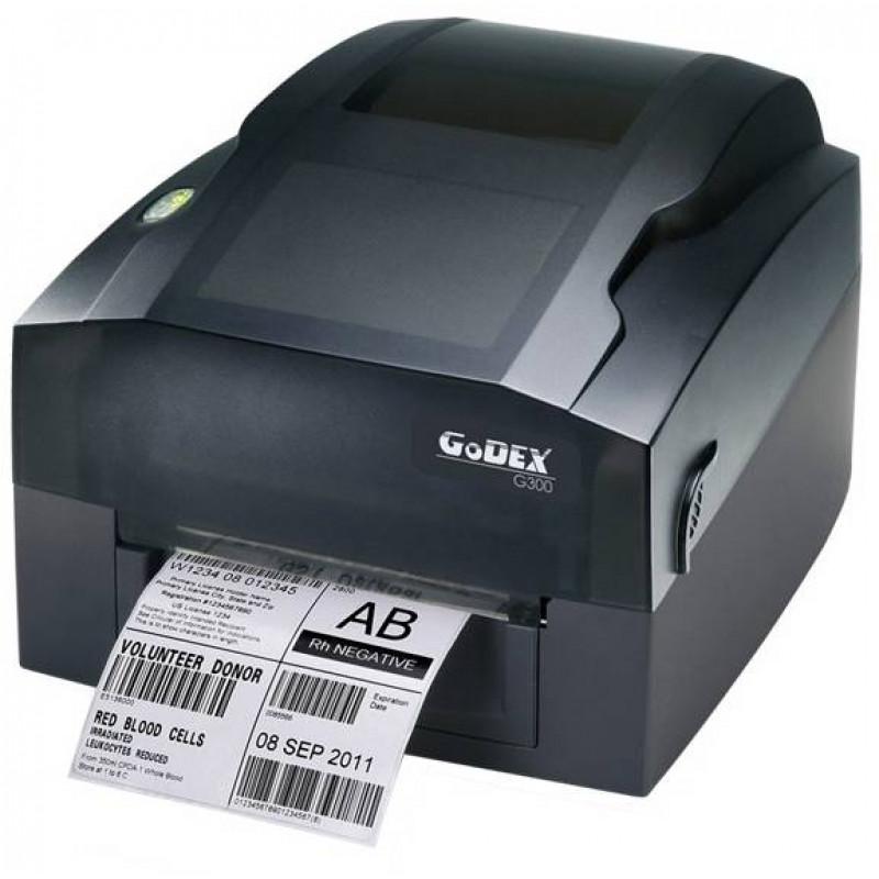 Godex G300 термотрансферный принтер этикеток