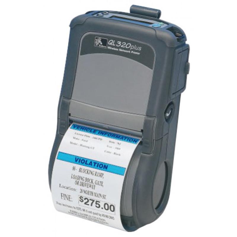 Zebra QLn 220 мобильный термопринтер