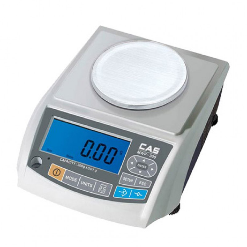 CAS MWP весы лабораторные