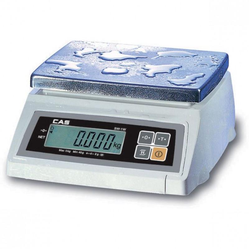 CAS SW-W весы фасовочные