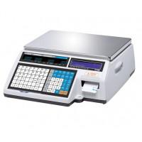 CAS CL5000J-IB весы торговые с печатью этикеток