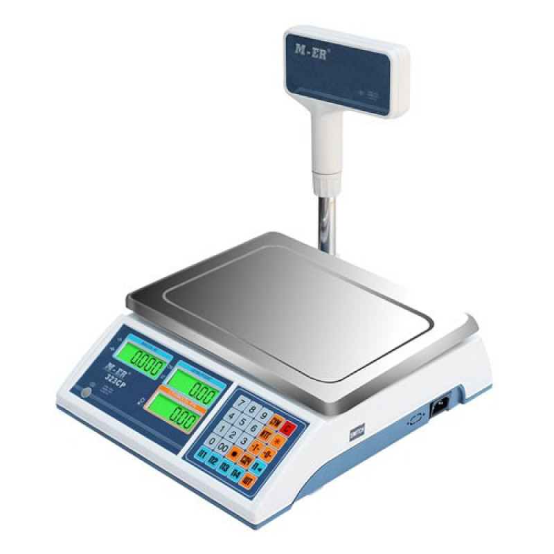 M-ER 323ACP весы торговые