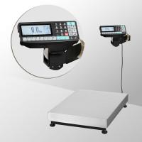 Масса-К ТВ-M-RР1 - весы напольные с печатью этикеток