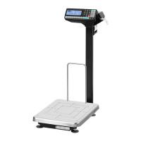 Масса-К ТВ-S-RP3 весы напольные с печатью этикеток