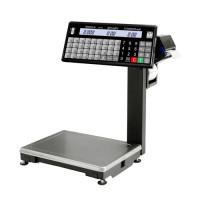 Масса-К ВПМ-Т весы торговые с печатью этикеток