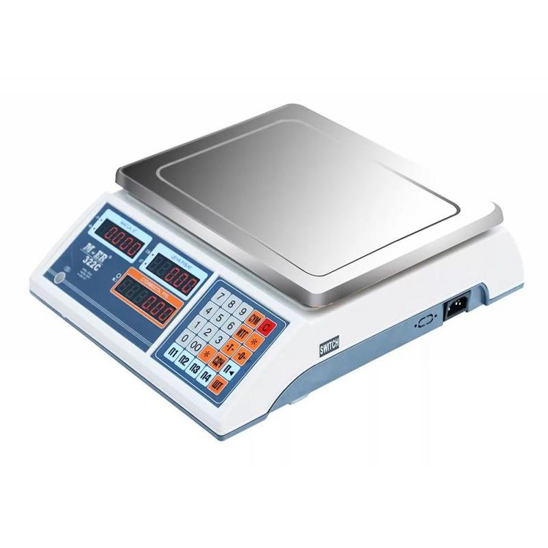 M-ER 322AC весы торговые