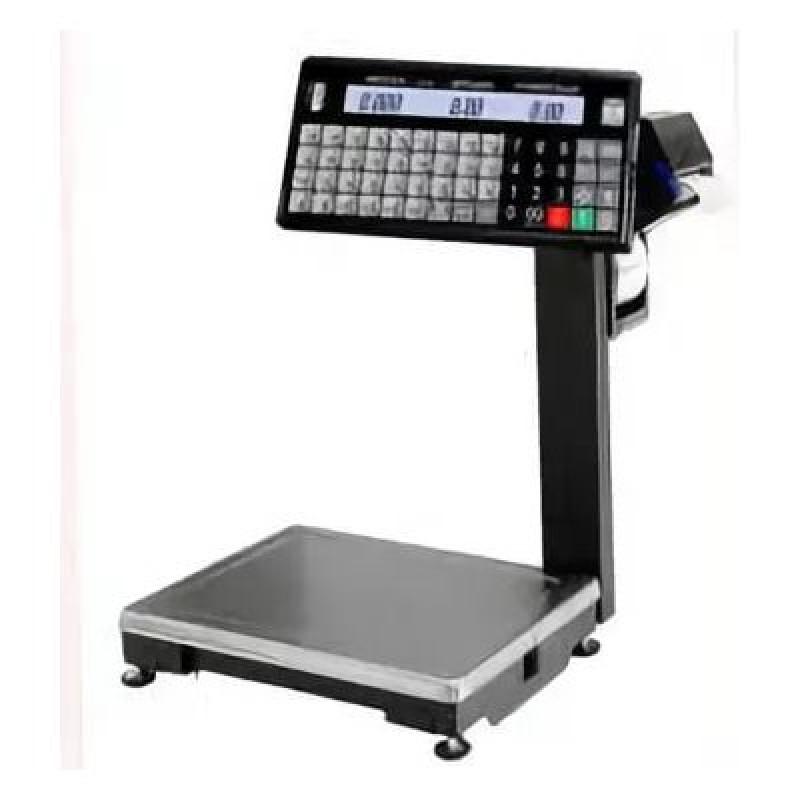 Масса-К ВПМ-Ф весы фасовочные с печатью этикеток
